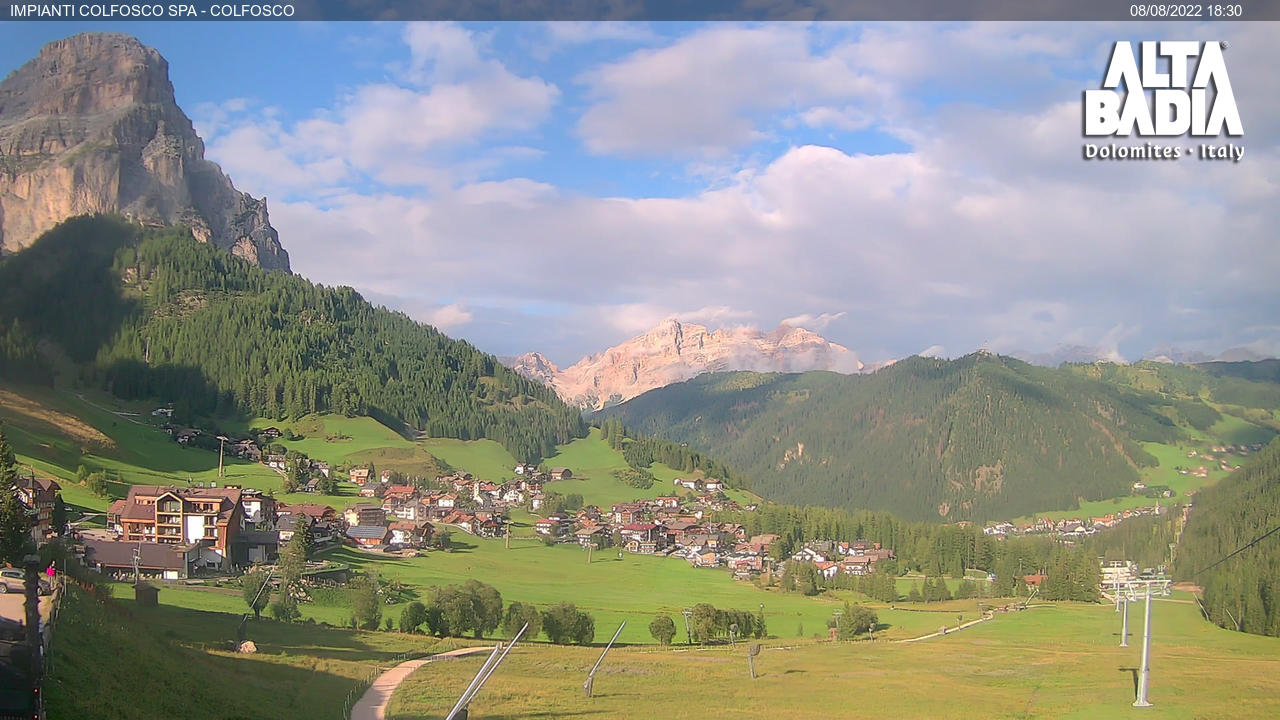 Webcam Alta Badia